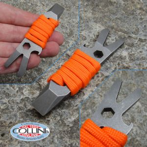 Maserin - Crocodile Pocket Tool - Multi Purpose Compact
