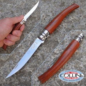 Opinel - Les Effilés rosewood stainless steel knife # 10