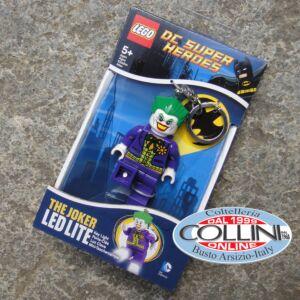 LEGO DC Super Heroes - The Joker - LED Keyring - LED flashlight