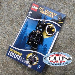 LEGO DC Super Heroes - Catwoman - LED Keyring - LED flashlight
