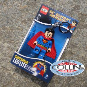 LEGO DC Super Heroes - Superman - LED Keyring - LED flashlight