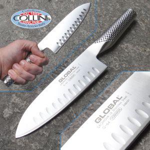 Global knives - G84 - honeycomb kitchen knife - 16 cm - kitchen knife