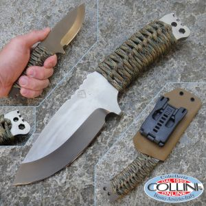 Medford Knife and Tools - NAV-T Tactical Coyote - knife