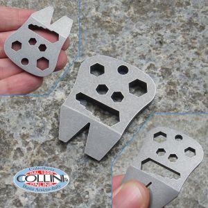 Maserin - Skull pocket tool - multipurpose compact
