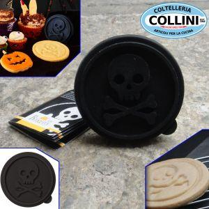 Birkmann - Cookie Stamp Skull - Halloween