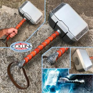 Mjolnir - Thor's Hammer - Prop Replica - Products taken from Film