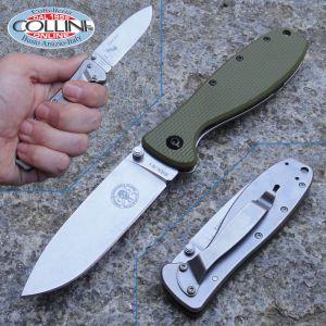 ESEE Knives - Zancudo - OD Green - BRKR1OD - knife