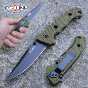 CRKT - Hammond Cruiser OD Green - 7904DKG - knife