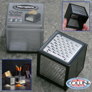 Microplane - Cube Grater  - 3 faces