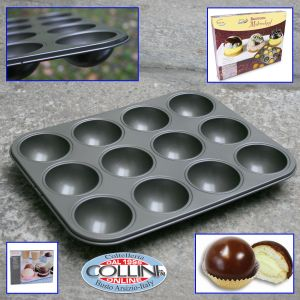 Städter - non-stick baking sheet for Kisses Chocolate - kitchen