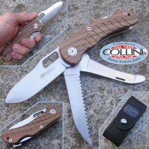 Maserin - Multipurpose Hunting - Cocobolo - 131 / 3NT - knife