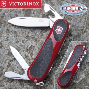 Victorinox - EvoGrip 10 Red / Black - 2.3803.C - Multipurpose Knife