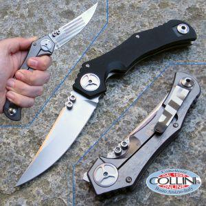 Quartermaster - QSE-2MV - Ricardo Tubbs Screen Printed - knife