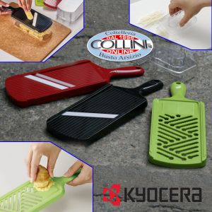 Kyocera - Complete set of mandoline-slicers with container