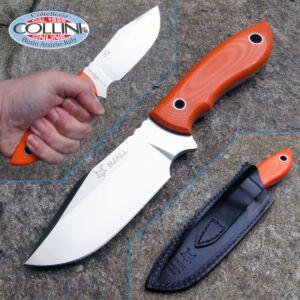 Fox - Njall by Vox - Orange G10 - FX-511OR - knife