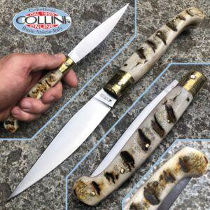 Conaz Consigli Scarperia - Pattada knife Brotzu raw mutton 24cm - 53164 - knife