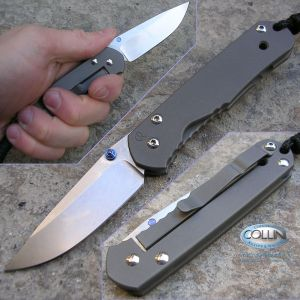Chris Reeve - Small Sebenza 21 - knife