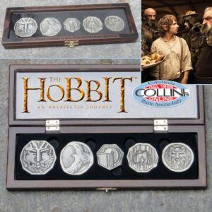 The Hobbit - Dwarven Treasure Coin Set - coins dwarven NN6087 - The Hobbit