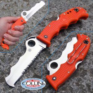 Spyderco - Assist Orange FRN - C79OR - knife