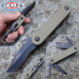 Emerson - EDC-2 multitool TAN G10 - knife