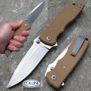 Fantoni - William W. Harsey HB 01 Desert - knife