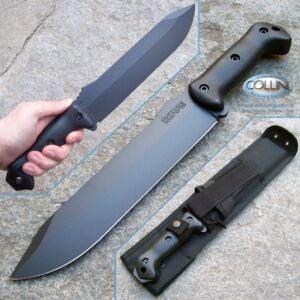 Ka-Bar BK&T - Becker Combat Bowie knife BK9 - knife