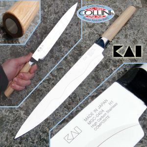 Kai Japan - Seki Magoroku Composite - Slicer 230mm - MGC-0404 - kitchen knife