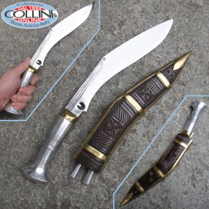Kukri Artisan - Ceremonial Long Aluminum 027 - knife
