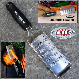 Microplane - Julienne Grater - Soft Touch Handle