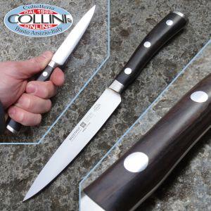 Wusthof Germany - Ikon - 4986/12 - Utility Knife 12cm. - coltello cucina