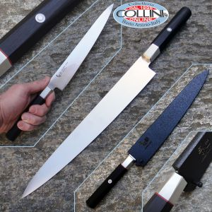 Mcusta Zanmai - Hybrid VG-10 Sujihiki 240mm - HZ2-3010V kitchen knife