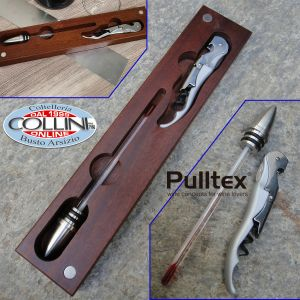 Pulltex - SET PULLTAP'S CLASSIC - Sommelier Set 2 Pieces