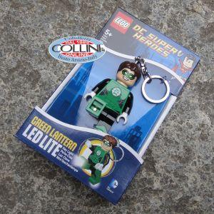 LEGO DC Super Heroes - Lanterna Verde - Portachiavi LED - torcia a led