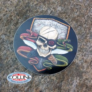 Pohl Force - Sticker Adesivo - Skull and Snakes - Gadget