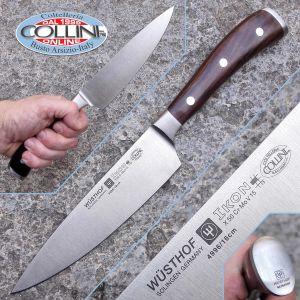 Wusthof Germany - Ikon - Chef Knife 16cm. - 4996/16 - cooking knife