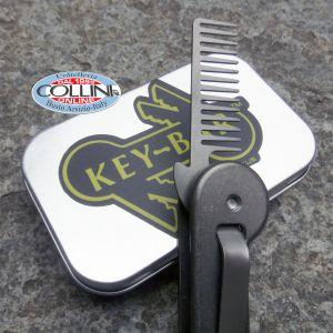 Key-Bar - Accessory comb titanium - CO