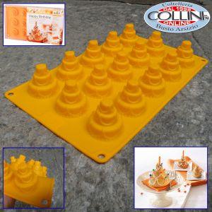 Birkmann - Happy Birthday silicone mold - 15 cavities - birthday