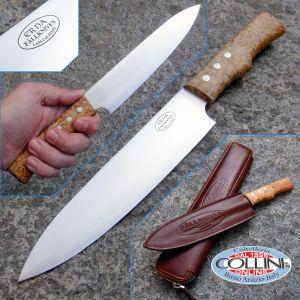 Fallkniven - Erna SK18 - BBQ Chef 18cm - professional kitchen knife
