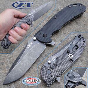 Zero Tolerance - Hinderer Folder Titanium Blackwash - ZT560BW - knife