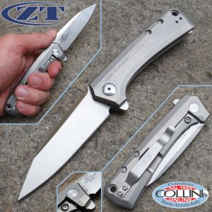 Zero Tolerance - Rexford Folder Titanium - ZT0808 - knife
