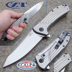 Zero Tolerance - Todd Rexford Flipper Folder Titanium - ZT0801 - knife