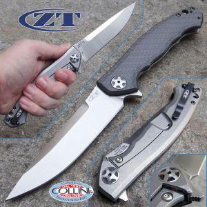 Zero Tolerance - Sinkevich Flipper Carbon Fiber - ZT0452CF - knife