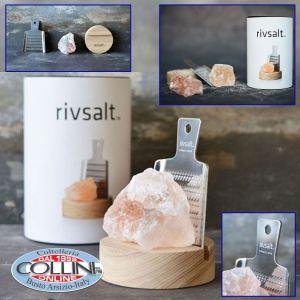 Rivsalt - Grater pink salt Himalayano
