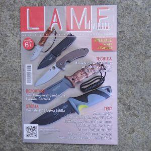 Lame d'autore - N° 67 - July 2015 - magazine