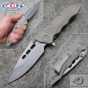 Guardian Tactical Usa - Helix G10 Desert Tan Tactical Folder - knife