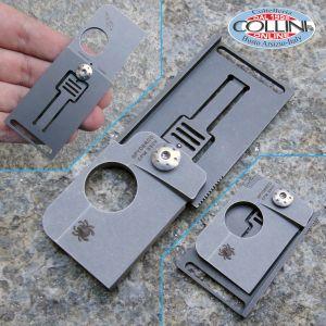 Spyderco - Squarehead Titanium - C193TI - knife