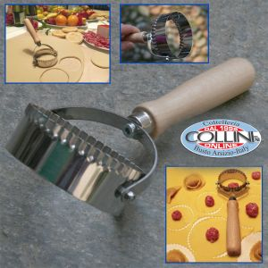 Made in Italy - Cutter for Tigelle - Ravioli cm. 8.6