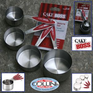 Cake Boss - Measuring cups - Measure