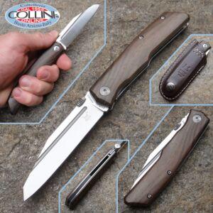 Fox - Terzuola - Ziricote Wood - FX-515W - knife