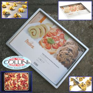 Decora - Oblong Anodized Cake Pan  - 30x40x2,5cm